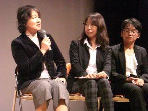 農業女子PJメンバーの山下由美さん(一番左)